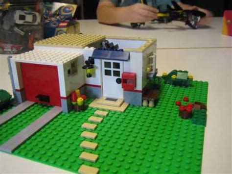 how to make a lego house building a lego house in stop motion youtube
