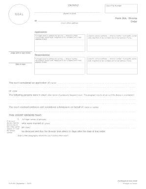 printable job application for justice job application form ontario divorce order form templates