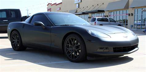 car wrap matte matte black car wraps dallas zilla wraps