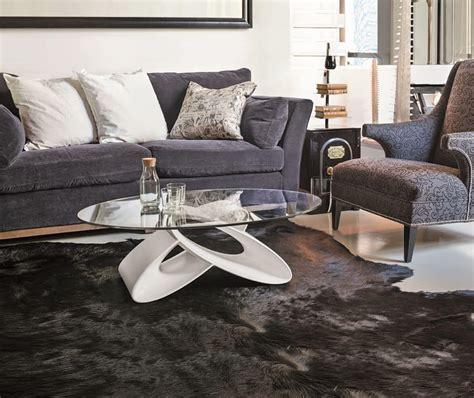 tavoli per salotti moderni tavolino ovale per salotti moderni idfdesign