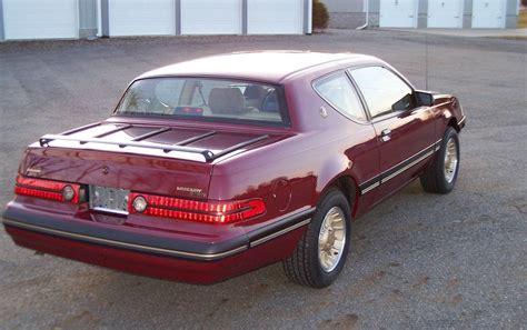 mercury mustang gentleman s mustang 1987 mercury