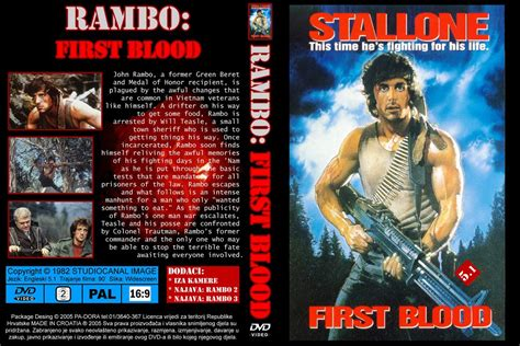 rambo film 1982 senscritique rambo dvd cover eng cro by atjeroid on deviantart