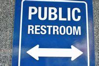 public bathroom laws public restroom requirements ehow