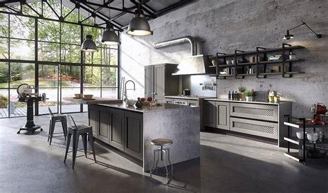 Good Cucina Con Isola Dimensioni #3: Bellagio_Cucina_Industrial_con_Isola.jpg