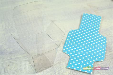 scatoline porta confetti come fare scatoline portaconfetti fai da te