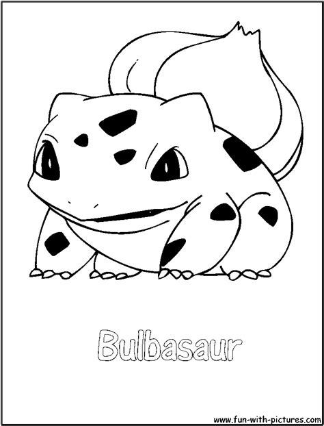 pokemon coloring pages bulbasaur pokemon bulbasaur coloring pages images pokemon images
