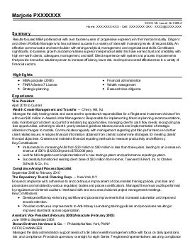 Tax Preparation Resume Skills by Tax Preparation Resume Exles Banking And Financial
