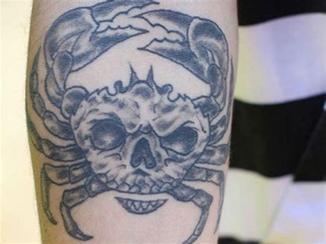 cancer zodiac tattoos for men cancer images designs
