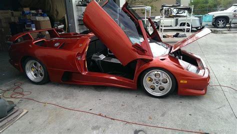 Lamborghini Diablo VT Roadster LS6 650HP!!! Replica for sale
