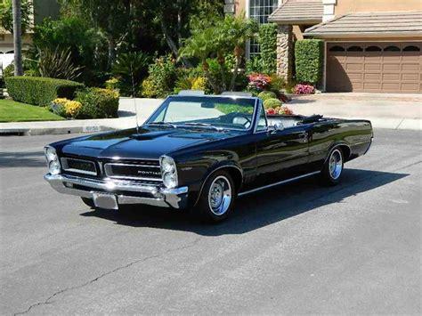 1965 Pontiac Lemans by 1965 Pontiac Lemans For Sale Classiccars Cc 1034757