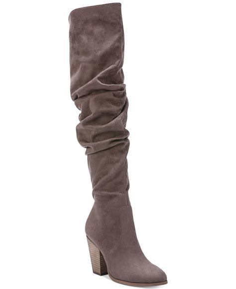 carlos by carlos santana hazey block heel the knee