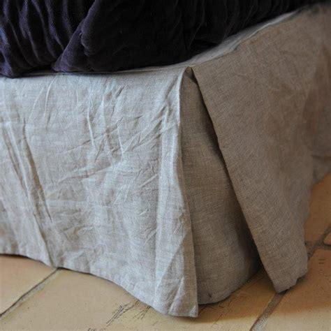 linen bed base cover maison d 233 t 233