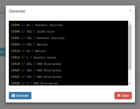 tutorial commandline laravel php how to show cmd line output data in modal view in