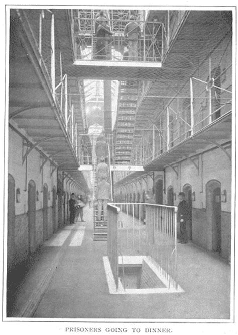 Victorian London - Prisons and Penal System - Prisons