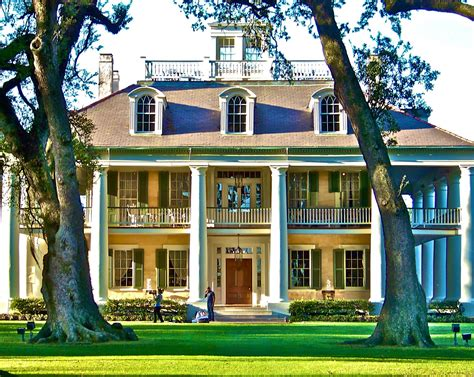 Southern Plantation Style Homes | all about houses southern plantations