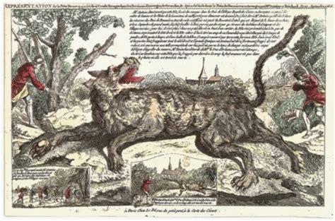 collezione debenedettis resti della bestia di gevaudan