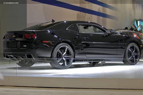 black camaro 2010 chevrolet camaro black concept conceptcarz