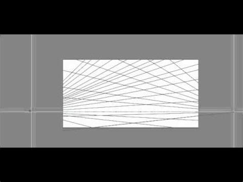 pattern in perspective photoshop two point perspective drawing tutorial photoshop youtube