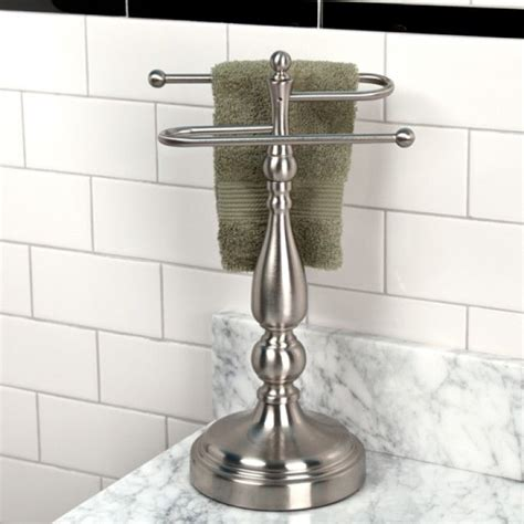 ridgefield countertop towel holder accessories for the