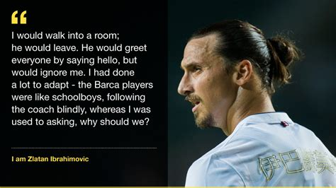best zlatan ibrahimovic quotes zlatan ibrahimovic best soccer quotes quotesgram