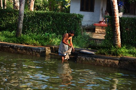 kerala ladies bathroom allepe and the backwaters of kerala part two 3 months