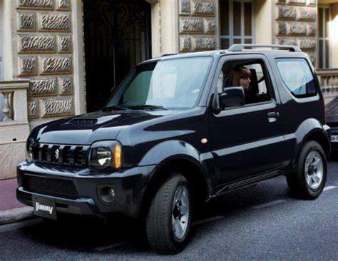 Suzuki Jimny Length Suzuki Jimny Photos And Specs Photo Suzuki Jimny Specs