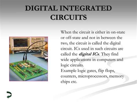 digital integrated circuits uf ppt integrated circuits powerpoint presentation id 1460515