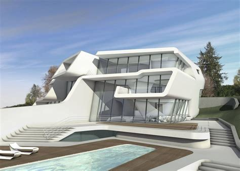 zaha hadid home k 252 snacht villa in zurich switzerland by zaha hadid architects