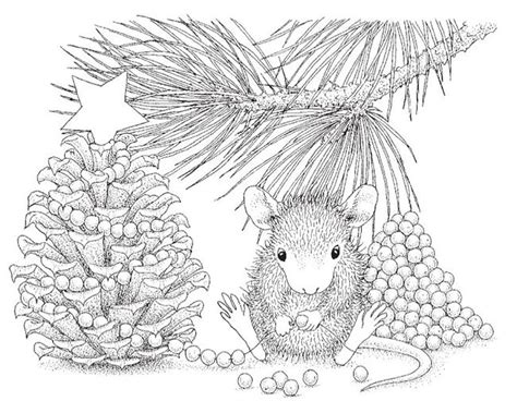 house mouse coloring pages house mouse design cling sts stendous cling
