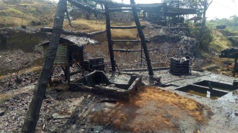 Minyak Lintah Di Aceh skk migas pastikan sumur minyak meledak di aceh timur ilegal viva