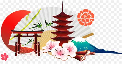 Japanese Microsoft Powerpoint Flag Of Japan Vector Japanese Culture Png Download 920 483 Japan Powerpoint Template
