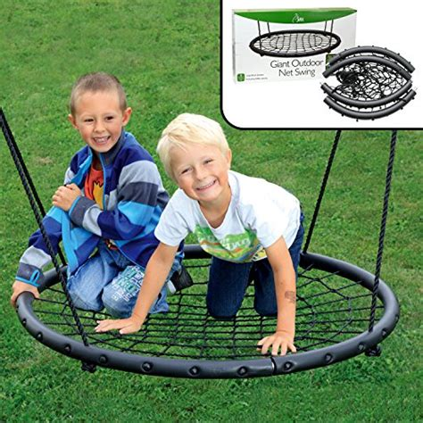 baby swings that hold up to 40 pounds tree net swing giant 40 quot wide two person outdoor web rope