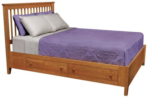 Low Beds la cama 4 drawer storage bed