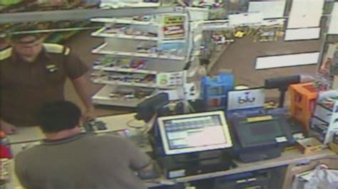 Gas Station Manager by Gas Station Manager Inadvertantly Blows California Lottery Investigator S Cover New York S