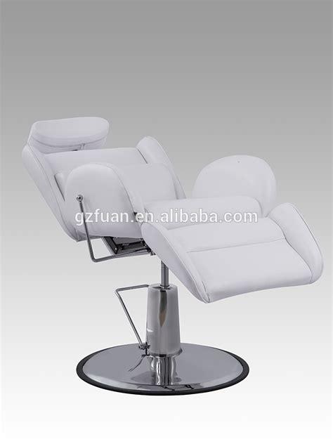 portable reclining salon chair luxury salon furniture white s hair barber