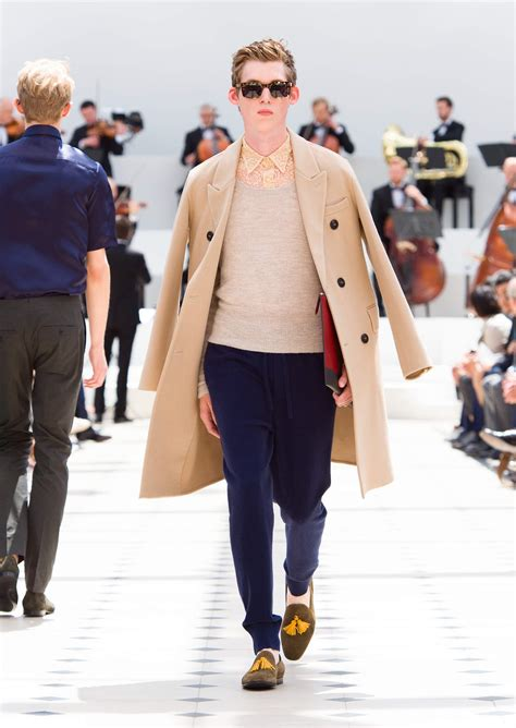 burberry prorsum summer 2016 s collection the