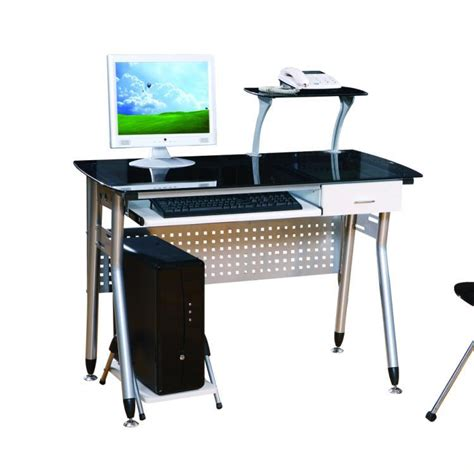 Glass Laptop Desk China Glass Computer Desk C 32 China Glass Computer Desk