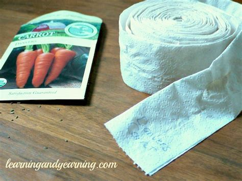 Make Your Own Seed Paper - make your own seed hometalk