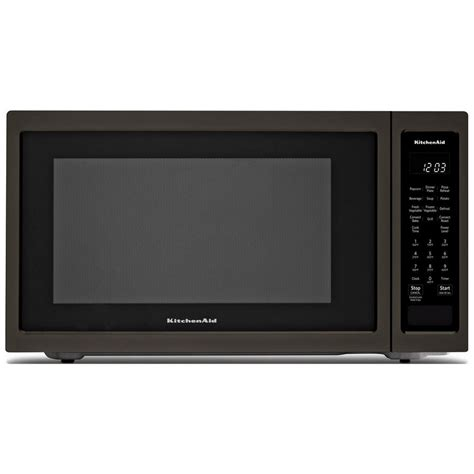 countertop microwaves 100 1 6 cu ft countertop microwave kmcs1016gbs kitchenaid 22 quot 1 6 cu ft 1200w countertop