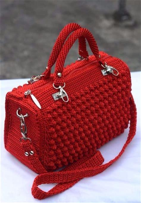como hacer carteras tejidas a crochet modelos de bolsos y carteras tejidas a gancho gratis