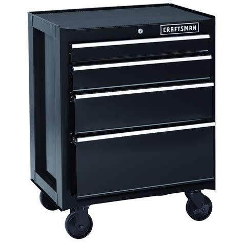 craftsman 26 4 drawer tool chest craftsman 113837 26 in 4 drawer heavy duty ball