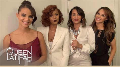lade in serie backstage at qlshow with quot the single quot fan q a