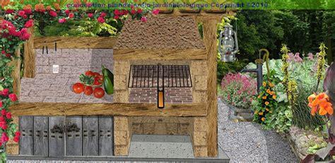 Fabriquer Un Barbecue En Dur by Construire Un Barbecue Barbecue En