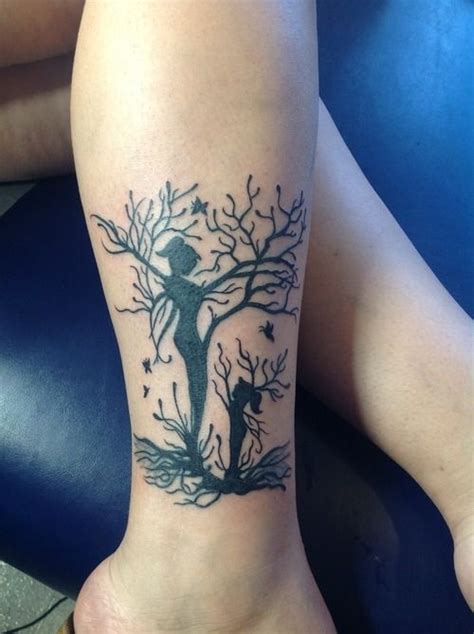 mother daughter tree tattoo 669 best reference images on