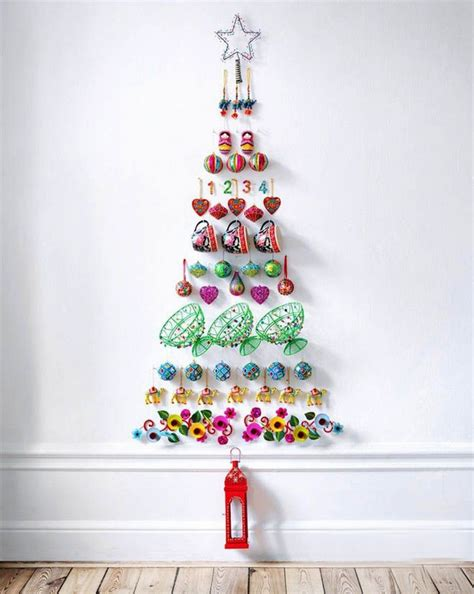 christmas wall decorating ideas 11 awesome and unique christmas tree ideas for this year