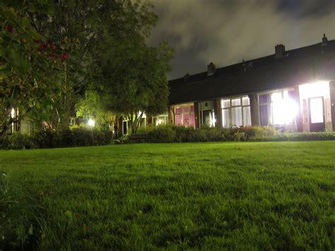 image gallery nighttime garden