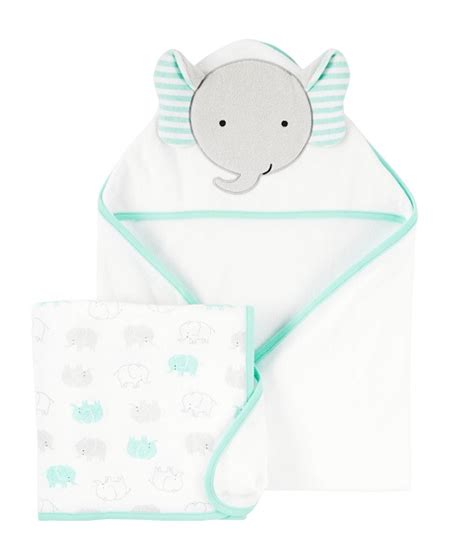 Baby Towel Care Tangan Carters Baby Washcloth Blc 071 carter s 174 baby 2 pack towels green theshopville