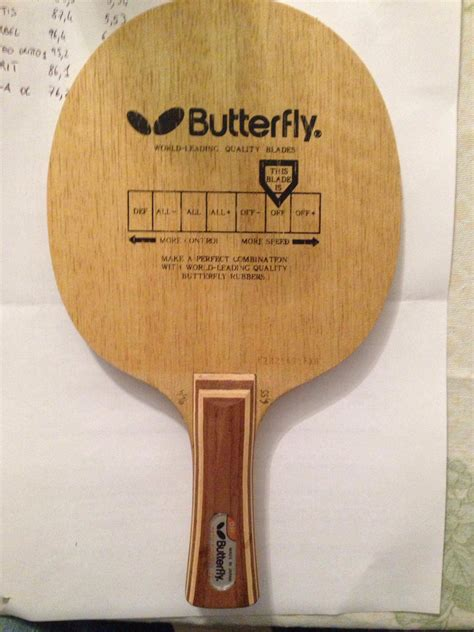 butterfly tennis tavolo vendo telaio butterfly korbel made in japan tennis
