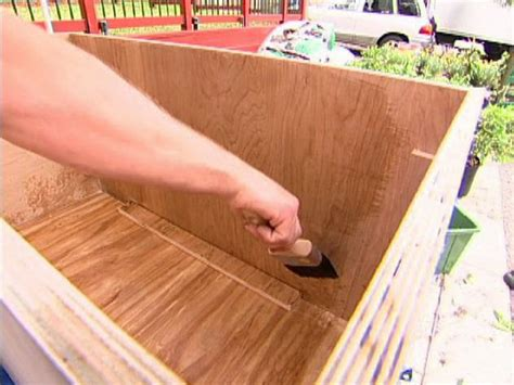Waterproofing Wood Planters 301 moved permanently