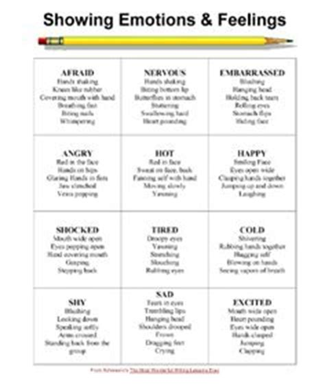 Show Don T Tell Worksheet by Show Don T Tell Worksheet Lesupercoin Printables Worksheets